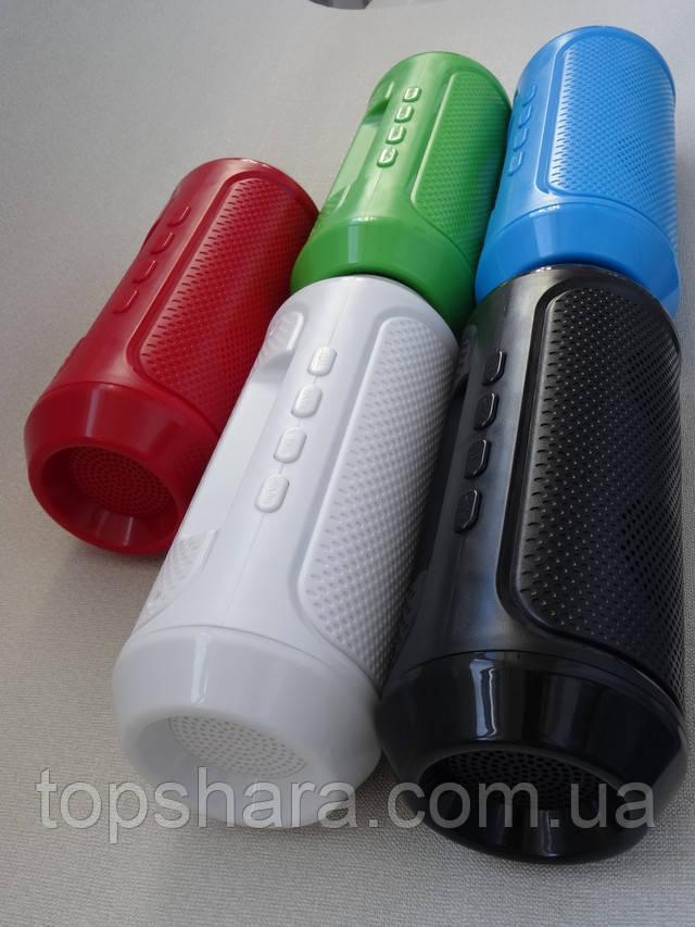 Колонка портативная Bluetooth Q610, портативная колонка с подсветкой, мобильная mp3 колонка