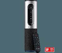 Logitech® ConferenceCam Connect - SILVER - USB - EMEA