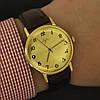 Луч 2209 тонкие наручные механические часы СССР