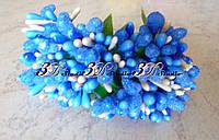 Добавка тычинка синяя комбинированная сахар+лак