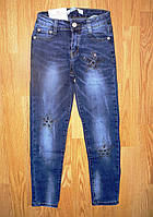 Джинсовые брюки для девочек оптом, Emma Girls , 8-16 рр.
