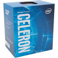 Intel Celeron (LGA1151) G3930, Box, 2x2,9 GHz, HD Graphic 610 (1050 MHz), L3 2Mb, Kaby Lak