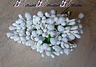 Добавка тычинка белая комбинированная сахар+лак