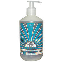 Alaffia, Everyday Coconut, Face Cleanser with Papaya & Neem, 12 fl oz (354 ml)
