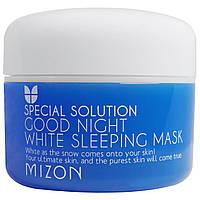 Mizon, Особое средство, белая маска для сна «Спокойной ночи», 2,70 жидк. унц. (80 мл)