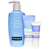 Neutrogena, Здоровая кожа, против морщин, набор из 3 единиц.