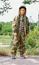 Детский камуфляж костюм для мальчиков Лесоход цвет Варан, фото 2