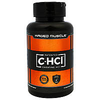 KagedMuscle, Патентованная пищевая добавка, креатина гидрохлорид, 75 капсул в растительной оболочке
