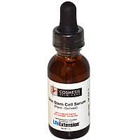 Life Extension, Косметический уход за кожей, сыворотка для кожи со стволовыми клетками, 1 унция