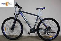 "Велосипед 29"" Sparto рама 21"",18"" алюм., серо-синий"