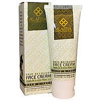 Alaffia, Восстанавливающий крем для кожи лица, ним и масло ши, 2,3 унции (68 мл)