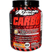 Bluebonnet Nutrition, Extreme Edge Carbo Load, углеводное спортивно питание для загрузки мышц и набора массы со вкусом апельсина, 2.5 фунтов (1144 г)