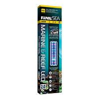 Hagen Fluval Sea Marine and Reef 2.0 LED Strip Light cветильник для морских и рифовых аквариумов 32Вт, 61-85см