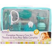 Summer Infant, Полный комплект для детского ухода, набор из 21 частей