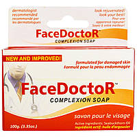 Face Doctor, Мыло для лица FaceDoctor Complexion Soap, 3,35 oz (100 г)