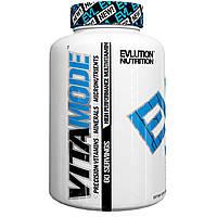 EVLution Nutrition, VitaMode, 120 таблеток