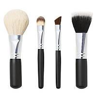 Studio Basics, Набор кистей для минерального макияжа, набор из 4 кистей