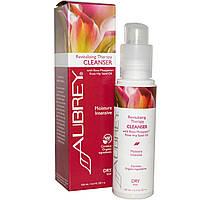 Aubrey Organics, Восстанавливающее лечебное очищающее средство, для сухой кожи, 3.4 жидких унции (100 мл)