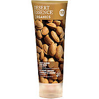 Desert Essence, Гель для душа, сладкий миндаль, восстанавливающий, 8 жидких унций (237 мл).