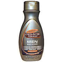 Palmer's, Формула с какао маслом, витамином Е, Для лица и тела, Для мужчин, 8,5 ж. унц.(250 мл)
