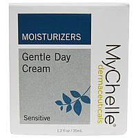 MyChelle Dermaceuticals, Увлажняющие средства, Мягкий дневной крем, Для чувствительной кожи, 1,2 унции (35 мл)