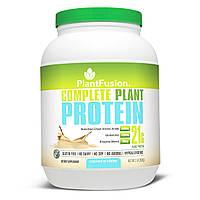 PlantFusion, Полностью растительный протеин, со вкусом крема и печенья, 2 фунта (908 г)