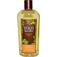 Hugo Naturals, Гель для душа, ваниль и сладкий апельсин, 12 жидк. унц. (355 мл)
