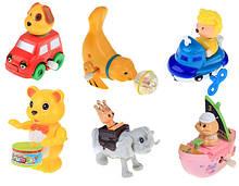 Заводні іграшки, рибалка