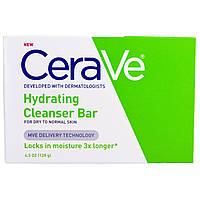 CeraVe, Hydrating Cleansing Bar, 4.5 oz (128 g)