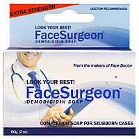 Face Doctor, Face Surgeon (Лицевой хирург), медицинское мыло, 2 унций (60 г)