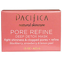 Pacifica, Pore Refine, Deep Detox Mask, 1.5 oz (42.5 g)
