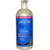 Jason Natural, Кондиционер для ежедневного применения, без отдушек, 32 унции (907 г)