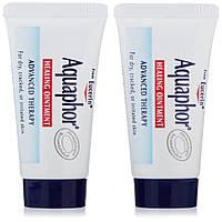 Aquaphor, Healing Ointment, Skin Protectant, Dual Pack, .35 oz ea