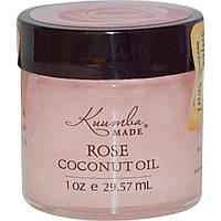 Kuumba Made, Масло розы и кокоса, 1 унция (29.57 мл)