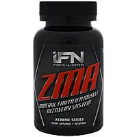 IForce Nutrition, Комплекс ZMA (цинк, магний), Серия Xtreme, 90 капсул