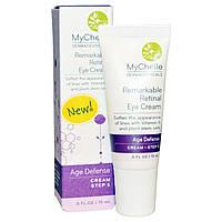 MyChelle Dermaceuticals, Remarkable Retinal Eye Cream, Anti-Aging, .5 fl oz (15 ml)
