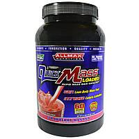ALLMAX Nutrition, Quick Mass, Loaded, Rapid Mass Gain Catalyst, Strawberry-Banana, 53 oz (1.5 kg)
