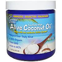 Coconut Secret, Alive Coconut Oil, Raw, Extra Virgin, Organic, 16 fl oz (473 ml)