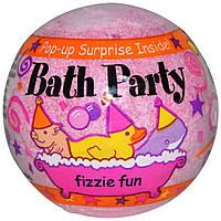 Smith & Vandiver, Шипучее веселье для вечеринки в ванной, 2,2 унции (60 г)