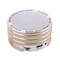 Мини-Колонка с подсветкой Bluetooth UBS-012 TF, USB для Android/ iPhone/ iPad/ iPod.