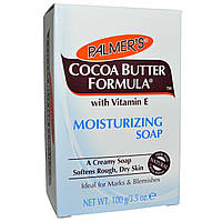 Palmer's, Формула масла какао, увлажняющее мыло, 100 г (3,5 унции)