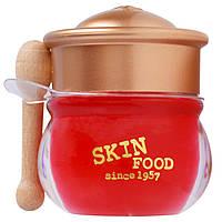 """Skin Food, """"Горшочек меда"""", ягодный бальзам для губ, 2.40 унции"""