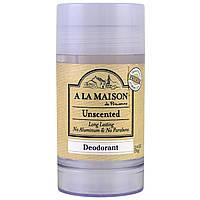 A La Maison de Provence, Деходорант, без запаха, 70 г (2.4 oz)