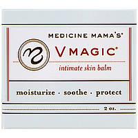 Medicine Mama's, Vmagic, бальзам для интимной кожи, 2 унции