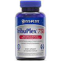 MRM, Пищевая добавка TribuPlex 750, 60 растительных капсул