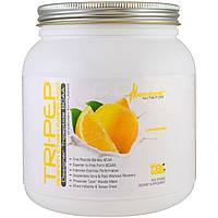 Metabolic Nutrition, Tri-Pep, Branch Chain Amino Acid, Lemonade , 400 g