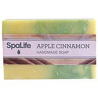 My Spa Life, Handmade Square Soap, Apple Cinnamon , 100 g