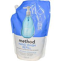 Method, Жидкое мыло, морские минералы, 34 жидких унции (1 л)