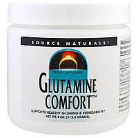 Source Naturals, Glutamine Comfort, 4 oz (113.4 g)