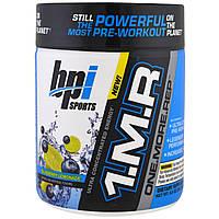 BPI Sports, 1.M.R, One. More. Rep, Pre-Workout Powder, Blueberry Lemonade, 8.5 oz (240 g)
